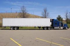 Semi camion Immagine Stock Libera da Diritti