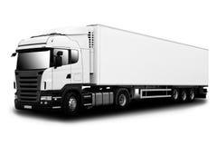 Semi camion Immagine Stock
