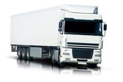 Semi camion fotografie stock libere da diritti