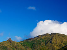 Semi-cinglement Shan, Keelung, Taïwan Photographie stock libre de droits