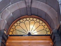 Semi Circular Window Royalty Free Stock Image