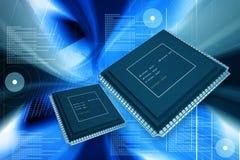 Semi-conducteur Images stock