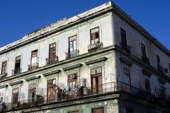 Semi-decay - Havana, Cuba Royalty Free Stock Photography