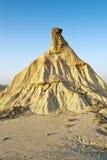Semi-desert ландшафт Стоковое Изображение