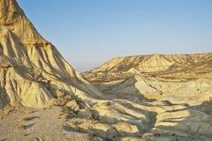 Semi-desert landscape Stock Photo