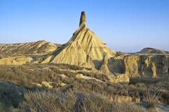 Semi-desert landscape Stock Photos