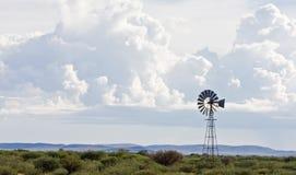 Semi desert landscape Stock Image