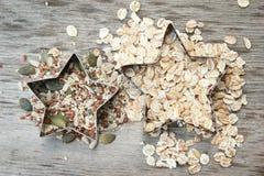 Semi e cereali immagini stock