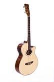 Semi electric guitar Royalty Free Stock Photo