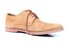Semi-formal shoe Royalty Free Stock Photo