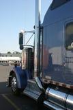 Semi lato del trattore Immagine Stock