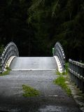 Semi orbital bridge Stock Image
