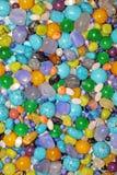 Semi precious stones Stock Image
