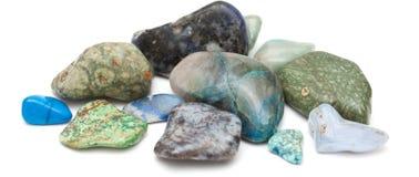 Semi-precious stones Royalty Free Stock Image