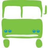 Semi símbolo do caminhão Imagens de Stock Royalty Free