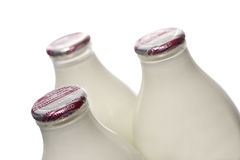 Semi-Skimmed Milk Stock Photo