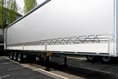 Semi trailer Stock Images