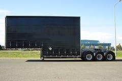 Semi trailer Stock Images