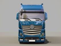 Semi-trailer truck Royalty Free Stock Image