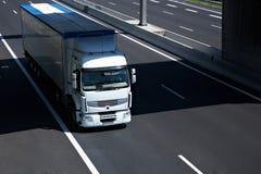 Semi-truck stock photography