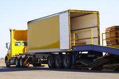 Semi truck stock photos