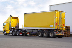 Free Semi Truck Stock Image - 2219691
