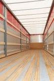 semi verticale de camion Photographie stock libre de droits
