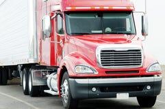 Semi-vrachtwagen Stock Fotografie