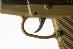 Semiautomatic pistol Stock Image