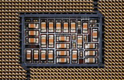 Semiconductores imágenes de archivo libres de regalías