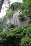 Semiduka of Risshaku ji Yamadera in Yamagata Stock Images