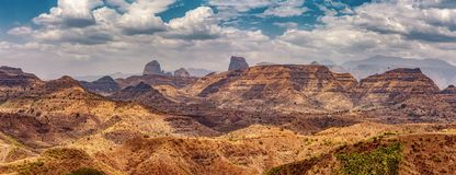 Free Semien Or Simien Mountains, Ethiopia Royalty Free Stock Photography - 150397337