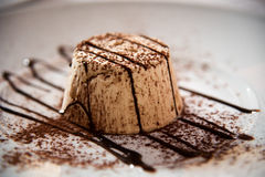 Semifreddo della casa . Royalty Free Stock Photos