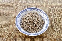 Semillas de girasol Imagen de archivo