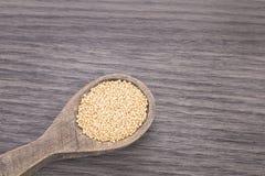 Semillas del amaranto - amaranto Foto de archivo