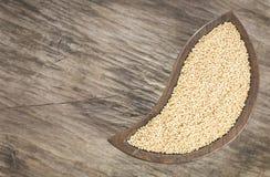 Semillas del amaranto - amaranto Fotografía de archivo