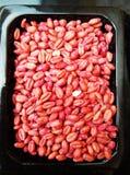Semillas rojas Foto de archivo libre de regalías