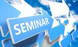 Seminar Lizenzfreies Stockfoto
