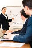 At seminar Stock Image