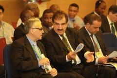 Seminar forum audience Stock Photos