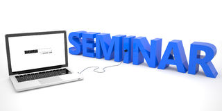 Seminar Stock Photography