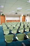 Seminar Room Stock Photo