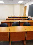 Seminar room set up Stock Photo