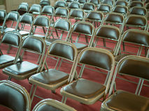 Seminar Seating face left Stock Image