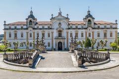 Seminariet av Sagrada Familia i Coimbra, Portugal Arkivbild