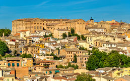 Seminario Conciliar de San Ildefonso in Toledo, Spain Royalty Free Stock Images
