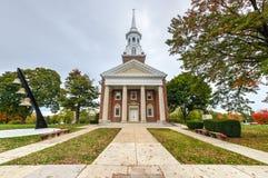Seminario del Lutheran, Gettysburg, PA fotos de archivo