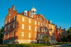 Seminario luterano Gettysburg fotografia stock libera da diritti