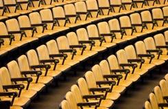 Seminario vacío Seat. Fotografía de archivo libre de regalías