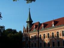 Seminariumbyggnad Royaltyfri Fotografi